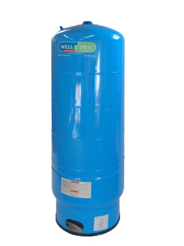 Amtrol WX-203 X-Trol Stand Well Water Tank, Blue