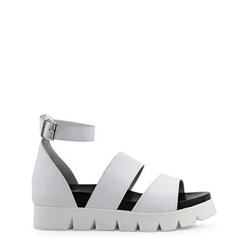 ANA LUBLIN Doroteia Women White Sandals