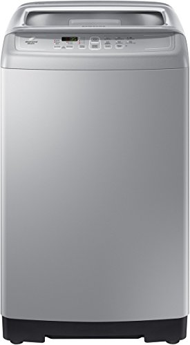 Samsung 6 kg Fully-Automatic Top Loading Washing Machine (WA60M4100HY/TL, Imperial Silver)