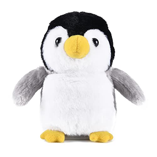 YH YUHUNG Talking Penguin Plush Toy Repeats What You Say with Clear Voice Talking Toy Kids Interactive Plush Toy Repeating Toy Animal for Boys and Girls