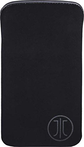 JT Berlin SlimHülle Neoprene für Wiko Jimmy, Samsung Galaxy S4, uvm. - Größe XL [SoftTouch Material I EasyCleaning I Super dünn und leicht] - 10001