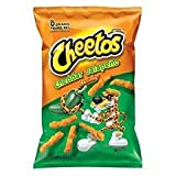 Cheetos Crunchy Cheddar Jalapeno Cheese Flavored...