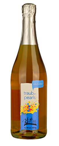 Höfling Trauben-Pearls alkoholfrei (1x0.75l) Secco aus Franken
