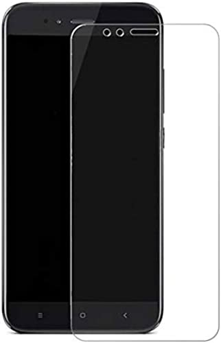 BK Jain Accessories Tempered Glass For Redmi A1 Redmi A1 Temper Glass Redmi A1 Screen Guard Redmi A1 Tempered Glass MI A1 Temper Glass MI A1 Screen Guard One Tempered Glass