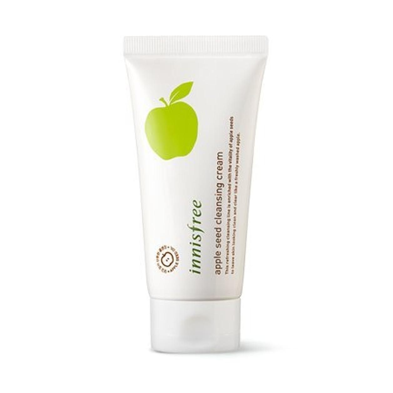 トリッキー砲撃カート[New] innisfree Apple Seed Cleansing Cream 150ml/イニスフリー アップル シード クレンジング クリーム 150ml