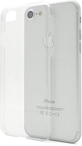 スマホケース iPhone7 iPhone8 ハードケース【 クリア 】