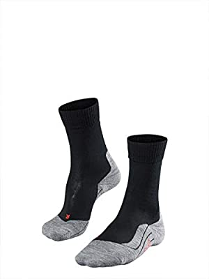 Falke Men TK5 Trekking Sock, Black (Black Mix 3010), US 6.5-8.5 (EU 39-41 | UK 5.5-7.5)