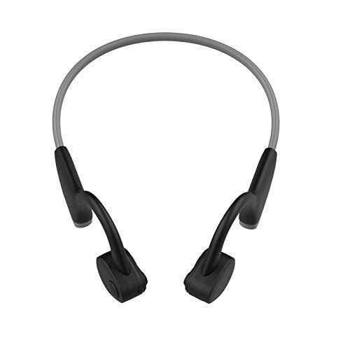 DAUERHAFT A Prueba de Sudor de la Alta Capacidad de los Auriculares de botón de la Prenda Impermeable del Auricular de Bluetooth, para el teléfono móvil, para Escuchar
