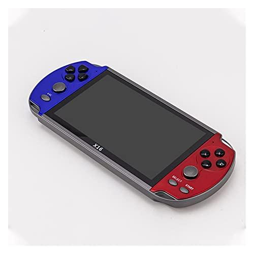 ZSYXM Consolas de Juegos portátiles Children's Educational Juego Juguete Retro Game Electronic Game Console Handheld Game Console Portable Handheld Game Console Mini Player Player Regalo para Niño