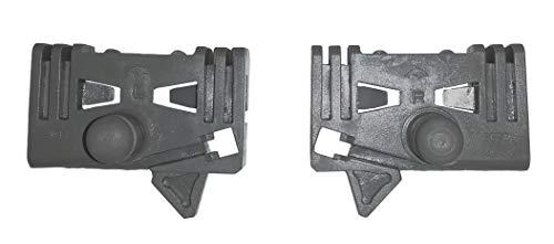 Twowinds - 96092316 96092315 Kit reparación elevalunas eléctrico delantero derecho e...
