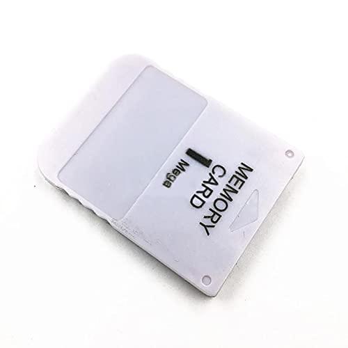 SHEAWA Professionelle 1 MB Speicherkarte Spiel Externe Aufnahmekarte für Sony Playstation Game Machine Zubehör