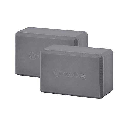 Gaiam Essentials Yoga Block (Set Of 2)