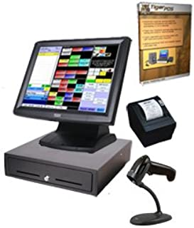 Tiger POS Liquor Store POS Touch Screen System