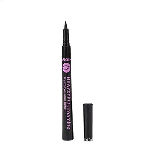 LUFA Black Eyeliner impermeabile Liquido Eye Liner Pen Pen Makeup Bellezza