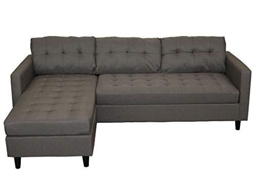Ecksofa Couch –  günstig KMH® Gemütliches  Oslo kaufen  Bild 1*