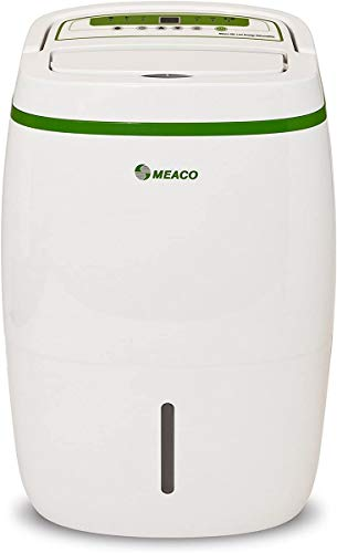 Meaco 20L LE Platinum Luftentfeuchter, 255 W, 240 V, Weiß, 20L
