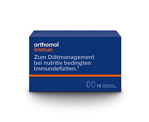 Orthomol immun Tabletten/Kapseln, 15 St.