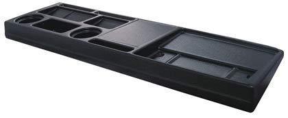 Just Kampers Dash Tidy - Organizador para salpicadero (lado izquierdo, compatible con VW T25 T3 2 piezas)