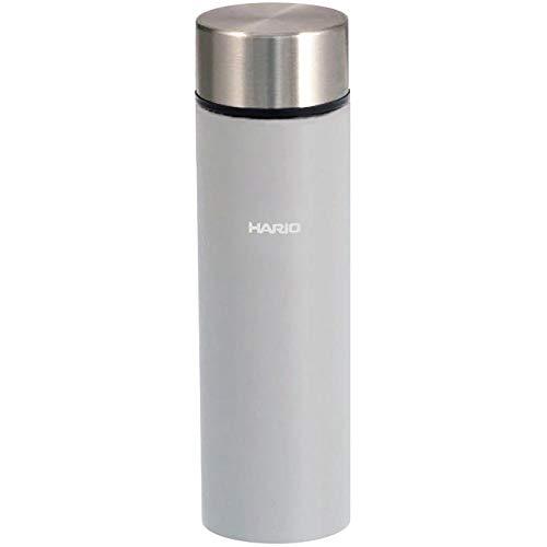 HARIO(ハリオ)スティックボトル小型ステンレスボトルグレー140mlSSB-140-GR