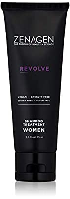 Zenagen Revolve Thickening and Hair Loss Shampoo Treatment for Women