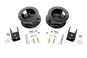 "Rough Country 2.5"" Leveling Kit (fits) 2014-2020 Ram Truck 2500 3500 4WD 