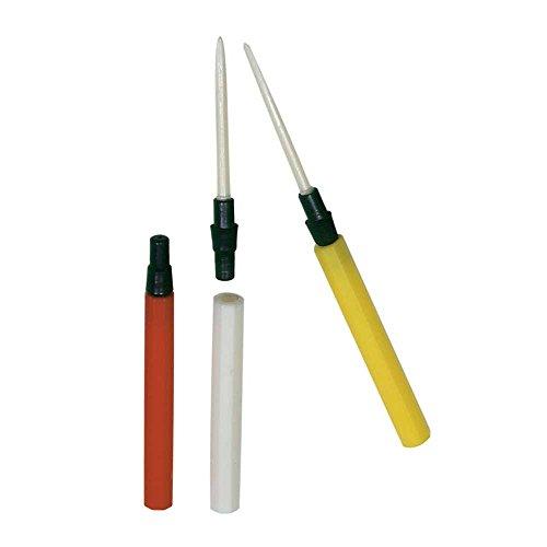 12x Behrend Federkiel-Zahnstocher mit Hülle Zahnstocher Zahnreinigung Zahnpflege
