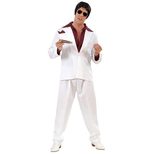 Widmann Kostüm Schicker Miami Gangster M