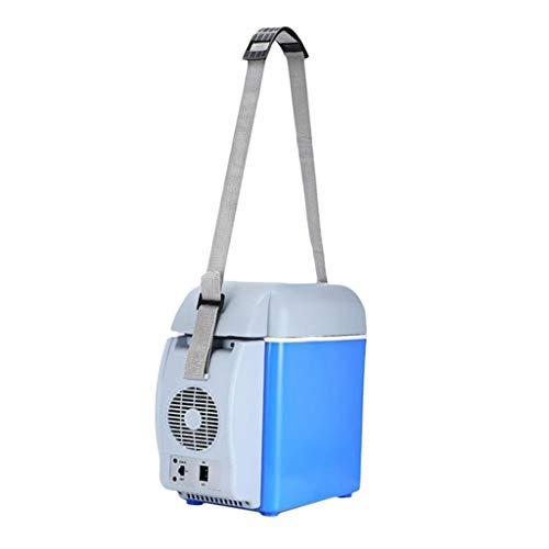 Fenteer frigidaire de Voiture 12V Mini frigo Réfrigérateurs embarqués Grande capacité et Petite Taille Commun à Tous Les modèles