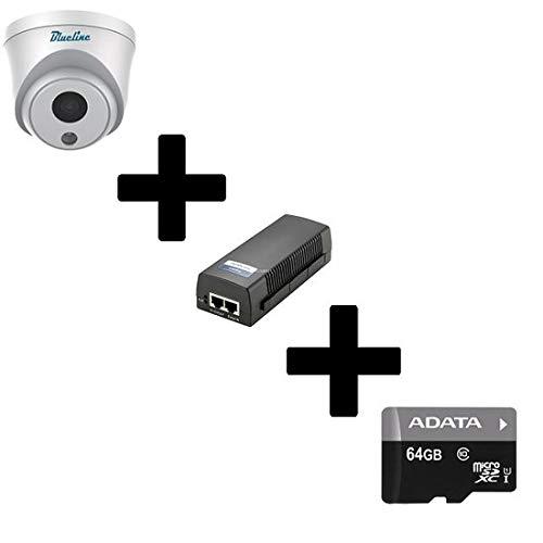 TCL-NCL522S-EU, eenvoudig zelf te installeren, PoE en SD-kaart maken mogelijk