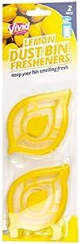 The Home Fusion Company D/ésodorisant pour poubelle Parfum parfum citron pomme ou lavande