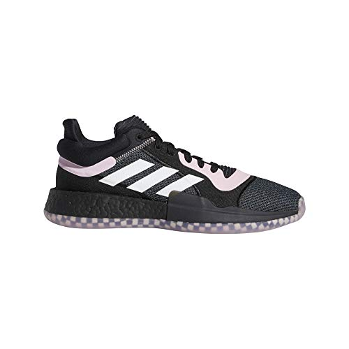 adidas Marquee Boost Low Select PE - Zapatillas de baloncesto para hombre, color negro, Negro (Negro ), 41 1/3 EU