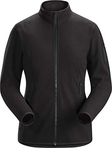 Arc'teryx Damen Delta Lt Jacket Women's, schwarz, XL