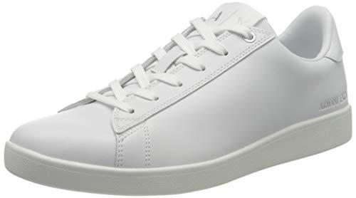 Armani Exchange Damen Sneaker, Weiß (Optical White S0152), 38 EU