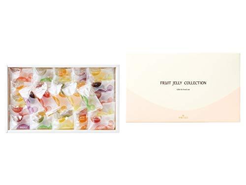 彩果の宝石 フルーツゼリー コレクション バラエティギフト 15種類 75個入り