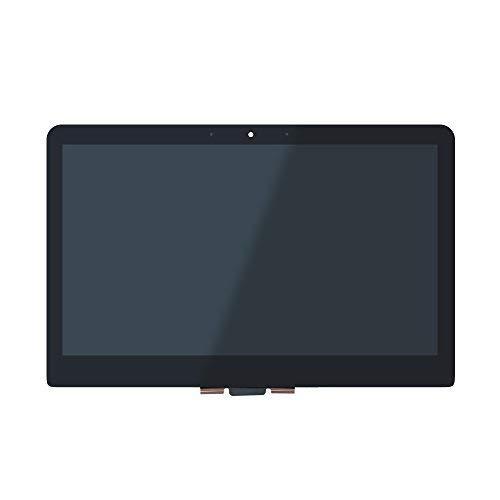 FTDLCD®13,3 pollici schermo completo N133HSE-EB3 per HP Spectre x360 13-4161nf (1920 x 1080)