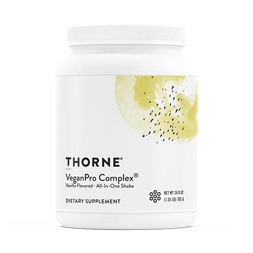 Thorne Research - VeganPro Complex Vanilla - 24.9...