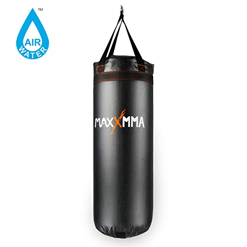 Price comparison product image MaxxMMA 3 ft Water / Air Heavy Bag - Adjustable 70~120 lbs.