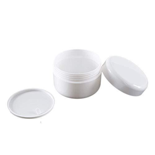 30Pcs Plastic Empty Makeup Jar Pot Refillable Bottles Travel Face Cream Lotion Cosmetic Container