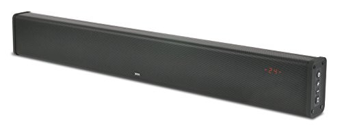 ZVOX SB500 Aluminum Sound Bar with Built-In Subwoofer, Bluetooth Wireless Streaming, AccuVoice