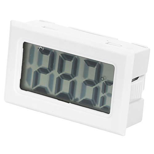 Okuyonic Bienenstock-Thermometer, Genauer LCD-Bildschirm Digitales Aquarium-Überwachungs-Thermometer Thermometer Gartenzubehör Aquarium-Thermometer für Zigarrenkisten