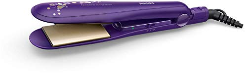1. Philips Hp8318/00 Kerashine Temperature Control Hair Straightener