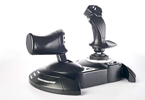 Thrustmaster T.Flight Hotas One (Hotas System, Xbox One / PC), Nero