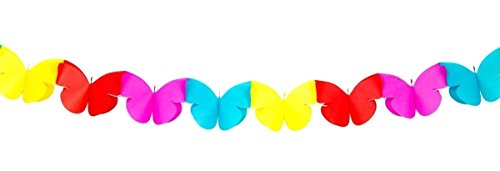 Mini Paper Garland Butterfly