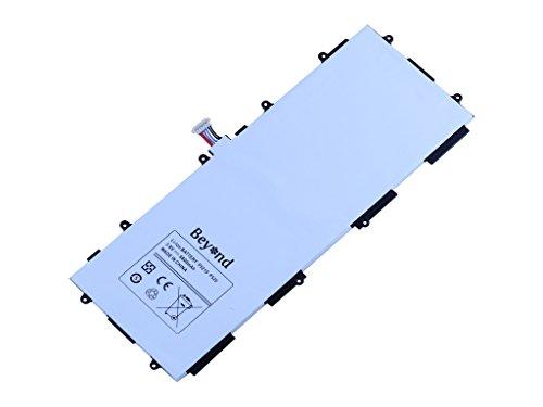 Reemplazo BEYOND Batería para Samsung GT-P5200, GT-P5210, T4500E, P5200 P5210, Samsung Galaxy Tab 3 10.1. [3.8V 6800mAh, 12 Meses de garantía]