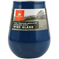 Ozark Trail Vacuum Insulated Wine Glass (Multiple Color)