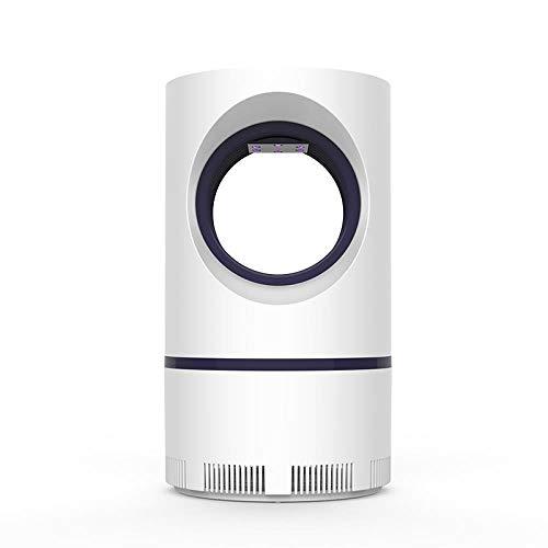 MHQAA Uso de lámparas electrosónicas electrosónicas para el hogar USB.Extintores de Mosquitos,extintores de Mosquitos,repelentes de Mosquitos,de Amplio Alcance, Skyeye,USB Enchufe+Adaptador