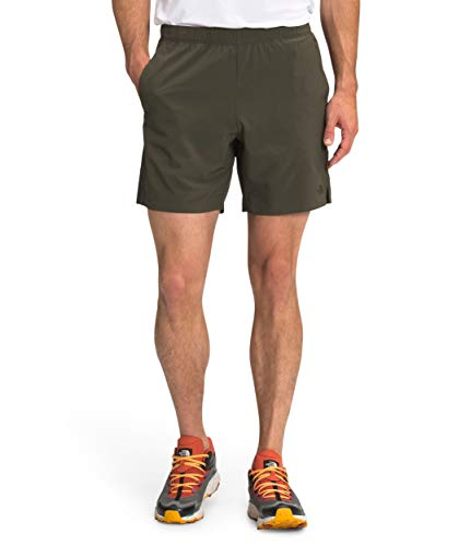 The North Face Men s Wander Short, New Taupe Green, XXL-REG