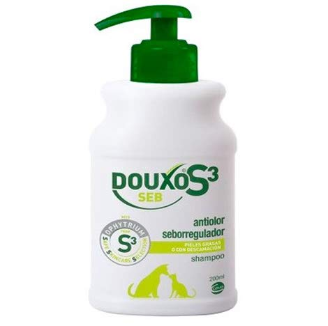 Ceva Sac Douxo S3 SEB Shampoo 200Ml