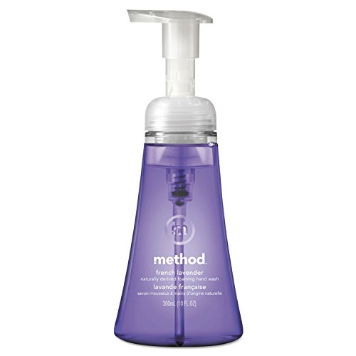 Method Hand Wash Foaming, French Lavender, 10 Ounce