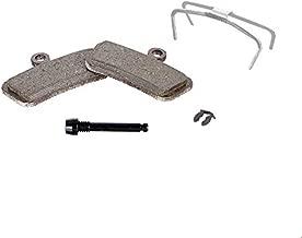 SRAM G2 Guide/Trail Disc Brake Pads, Organic Pad with Aluminum Backer